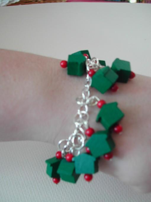 Monopoly House Bracelet