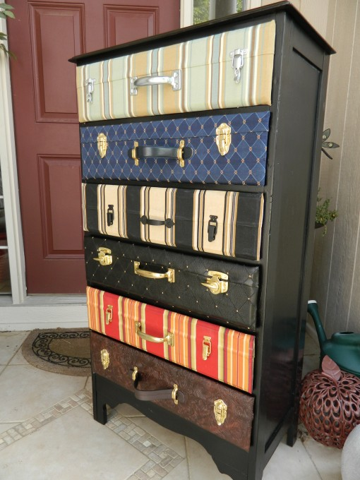 The Third Installment Of The Dresser Upcycle Project On