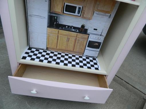 AG Doll Dresser