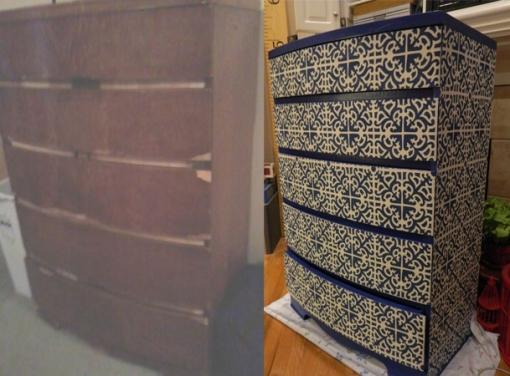 Delft Dresser B&A