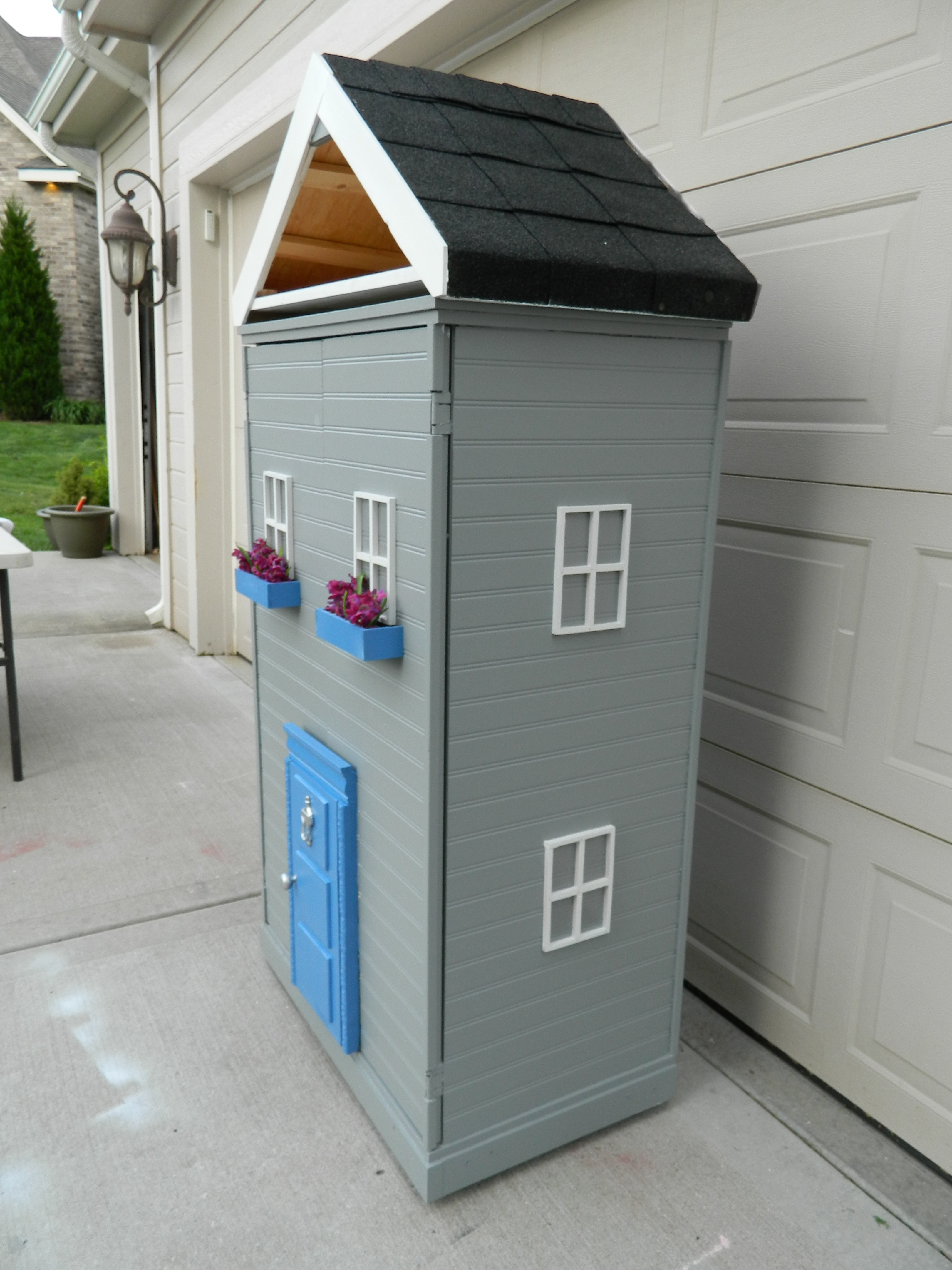 Doll House Is Ready For Delivery On My Creative Side