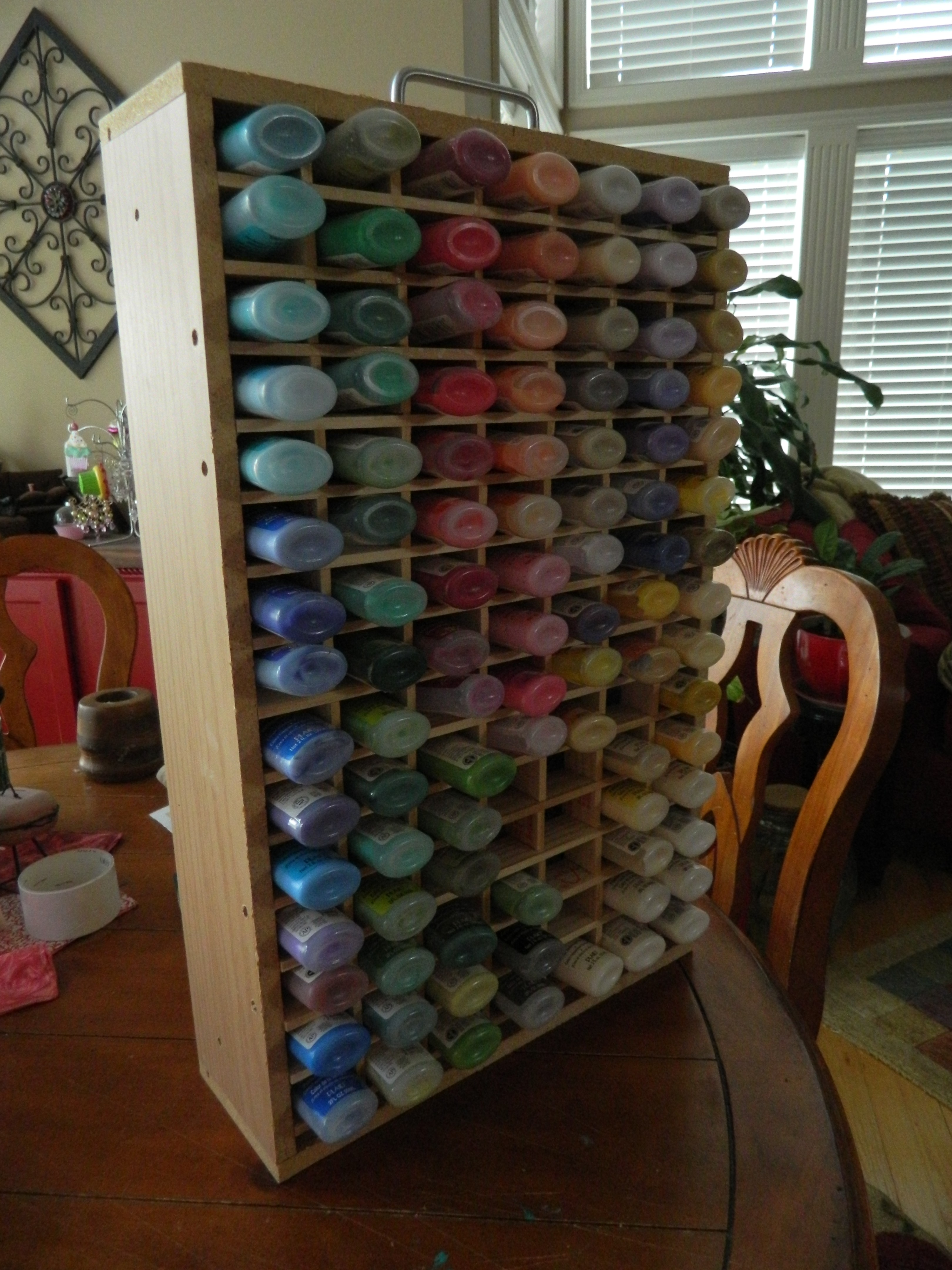 Wonderful World Of Paint Stir Sticks On My Creative Side